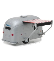 Airstream 16' Bambi with Red and White Awning Solid Pack - Hitched Homes Series 4