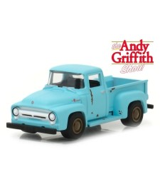The Andy Griffith Show (1960-68 TV Series) - Goober's 1956 Ford F-100 Solid Pack - Hollywood Series 17