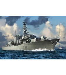1:700 Британска фрегата Тип 23 Kent (F78)