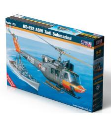1:72 Военен хеликоптер AB-212 ASW Anti Submarine