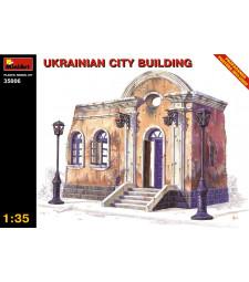 1:35 Украиснка градска сграда