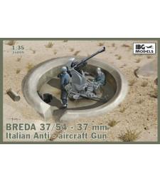 1:35 Зенитно оръдие Breda 37/54