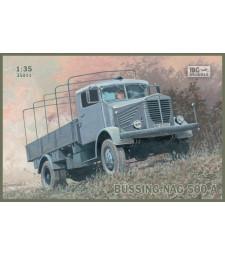 1:35 Военен камион Bussing Nag 500A