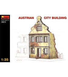 1:35 Австрийска градска сграда