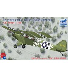 1:35 Учебен самолет Piper Cub L4'Grasshopper'