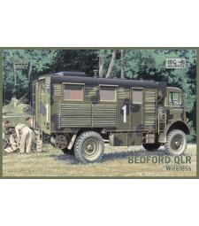 1:35 Камион за радиовръзка Bedford QLR Wireless