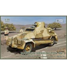 1:35 Брониран автомобил Marmon-Herrington Mk I