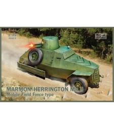 1:35 Брониран автомобил Marmon-Herrington Mk II MFF