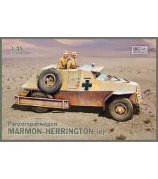 1:35 Брониран автомобил Panzerspähwagen Marmon-Herrington (e)