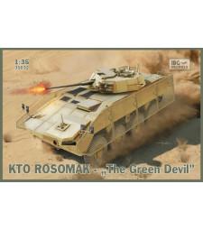 1:35 Полски бронетранспортьор KTO ROSOMAK The Green Devil