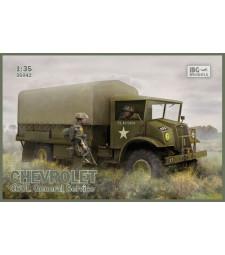 1:35 Военен камион с общо предназначение Chevrolet C60L General Service