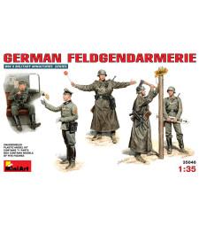1:35 Германска жандармерия – 5 фигури