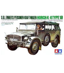 1:35 Брониран автомобил HORCH TYPE 1A - 2 фигури