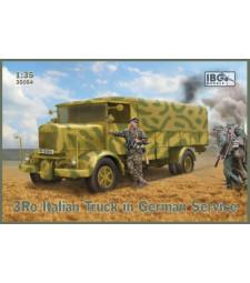 1:35 Италиански камион на германска служба 3RO
