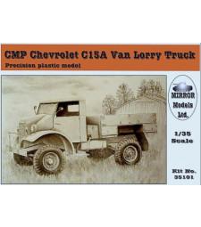 1:35 Камион CMP C15A Lorry Van Truck