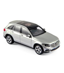 Mercedes-Benz GLC 2015 - Silver
