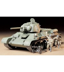 1:35 Russian T34-76 ChTZ Kit