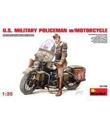 1:35 Американска моторизирана военна полиция