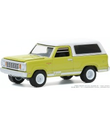 All-Terrain Series 10 - 1977 Dodge Macho Ramcharger 4x4 with Four By Four Stripe Kit Solid Pack