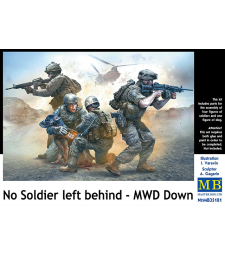 1:35 No Soldier left behind - MWD Down - 4 figures