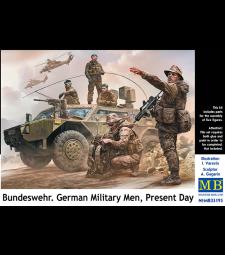 1:35 Бундесвер. Немски военни, Днес - 5 фигури