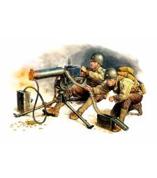 1:35 Американски картечари - 2 фигури (U.S. Machine-gunners  - 2 figures)