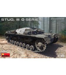1:35 Немско щурмово оръдие Stug.III 0-серия
