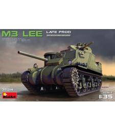 1:35 M3 Lee Late Prod.