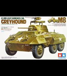 "1:35 Американска лека бронирана кола М8 U.S. M8 ""Хрътка"" (Light Armored Car Greyhound) - 1 фигура"