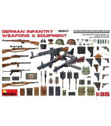1:35 Оръжие и оборудване на германската пехота (German Infantry Weapons & Equipment)