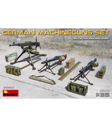 1:35 Комплект германски картечници (German Machineguns Set)
