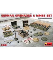 1:35 Германски гранати и мини