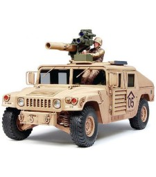 1:35 M1046 Humvee - TOW Missile Carrier