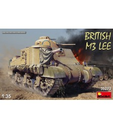 1:35 Британски танк М3 Лий (British M3 Lee)