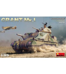 1:35 Grant Mk.I