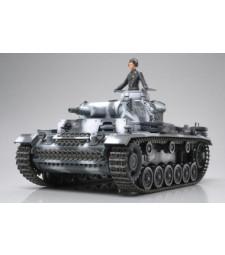 1:35 Германски танк Panzerkampfwagen III Ausf.N