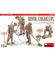 1:35 Кралски инженери, специално издание