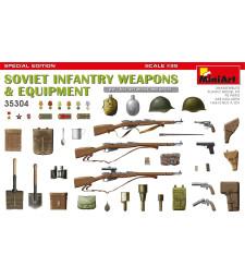 1:35 Съветски Пехотни Оръжия и Обурудване - Специално Издание