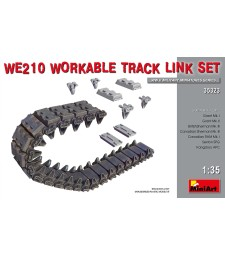 1:35 Работещи вериги WE210 (WE210 Workable Track Link Set)