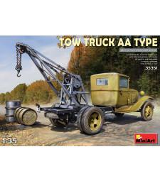 1:35 Камион с кран Тип AA