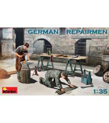 1:35 Германски майстори