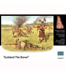 1:35 Храбрата Шотландия! - 4 фигури