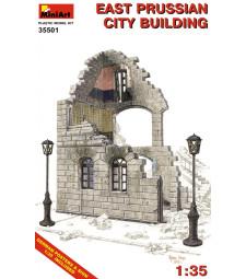 1:35 Градска сграда от Източна Прусия