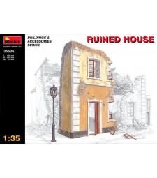 1:35 Разрушена къща