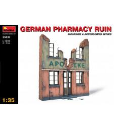 1:35 Разрушена германска аптека