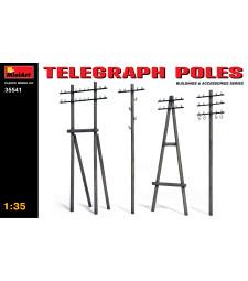 1:35 Телеграфни стълбове (Telegraph Poles)