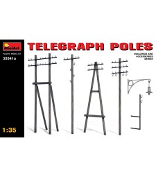 1:35 Телеграфни стълбове