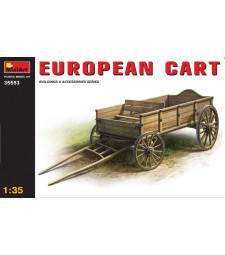 1:35 Европейски тип каруца