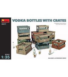 1:35 Бутилки водка в шайги (Vodka Bottles with Crates)