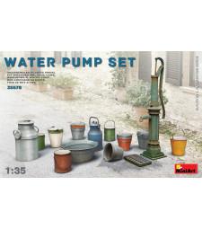 1:35 Водна помпа с аксесоари (Water Pump Set)